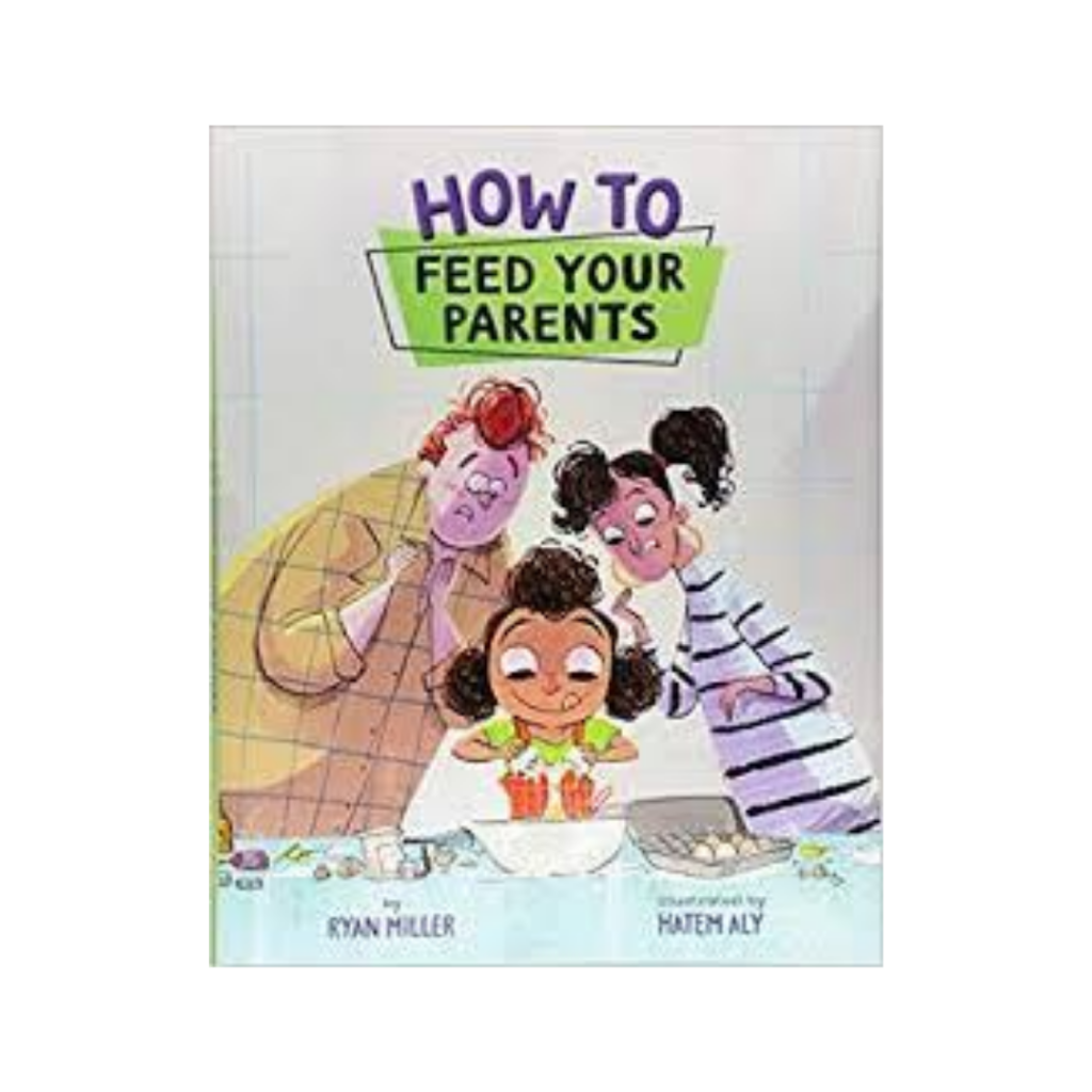 how to feed your parents book cover