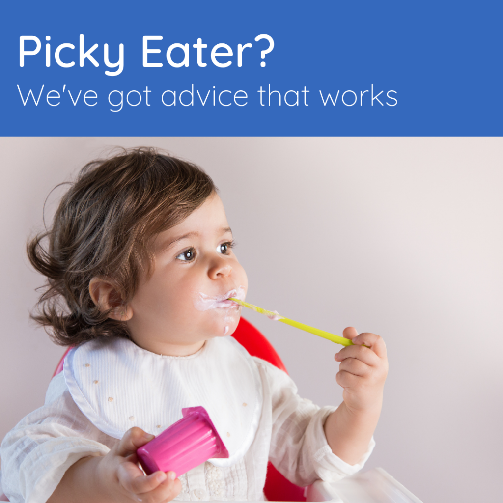 Picky eater? We've got the advice that actually works